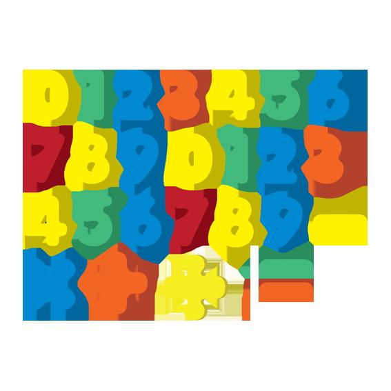 b bath puzzle. Clipart math tub