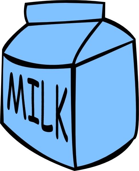 Clipart milk. Clip art free vector