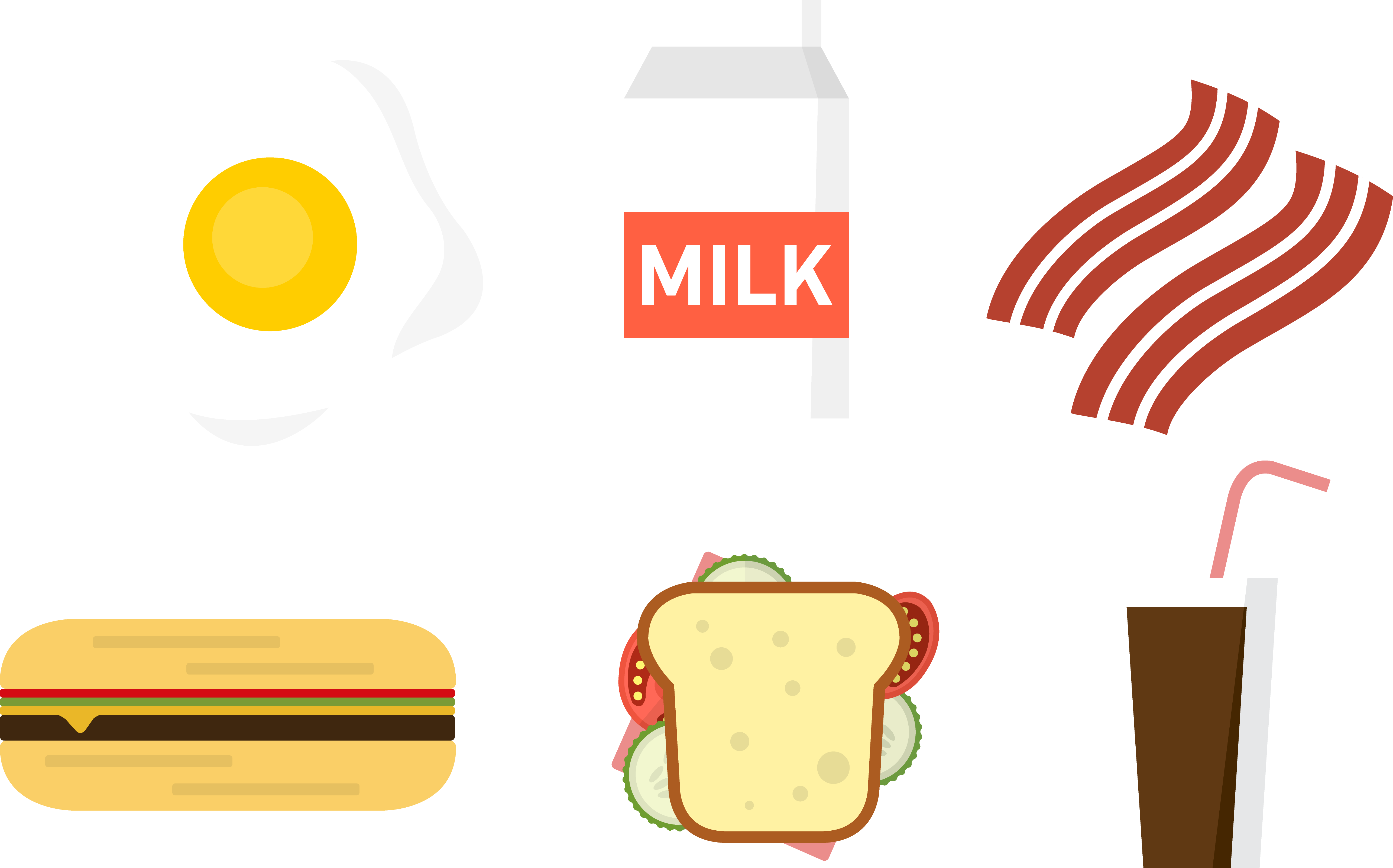 Milk clipart milk food. Breakfast fast clip art