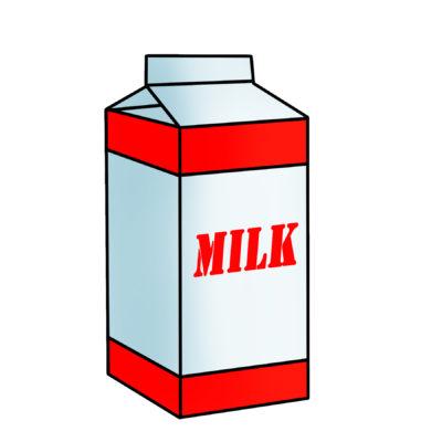 clipart milk clip art