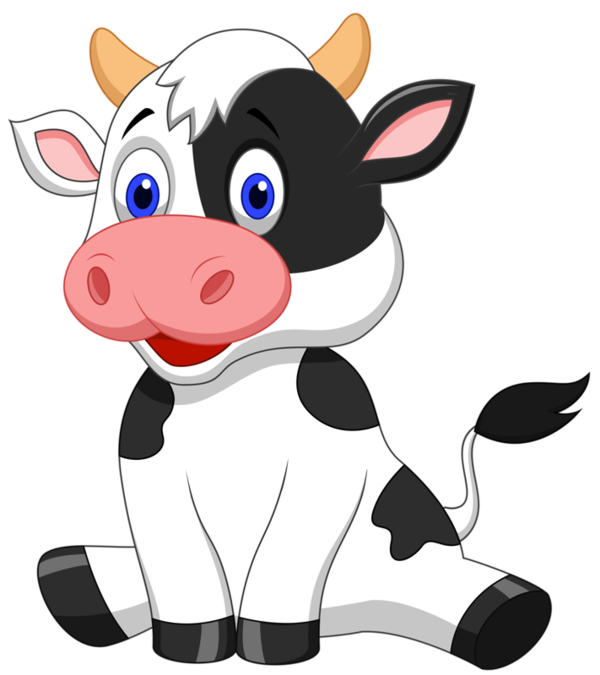 Baby group pin by. Cow clipart livestock