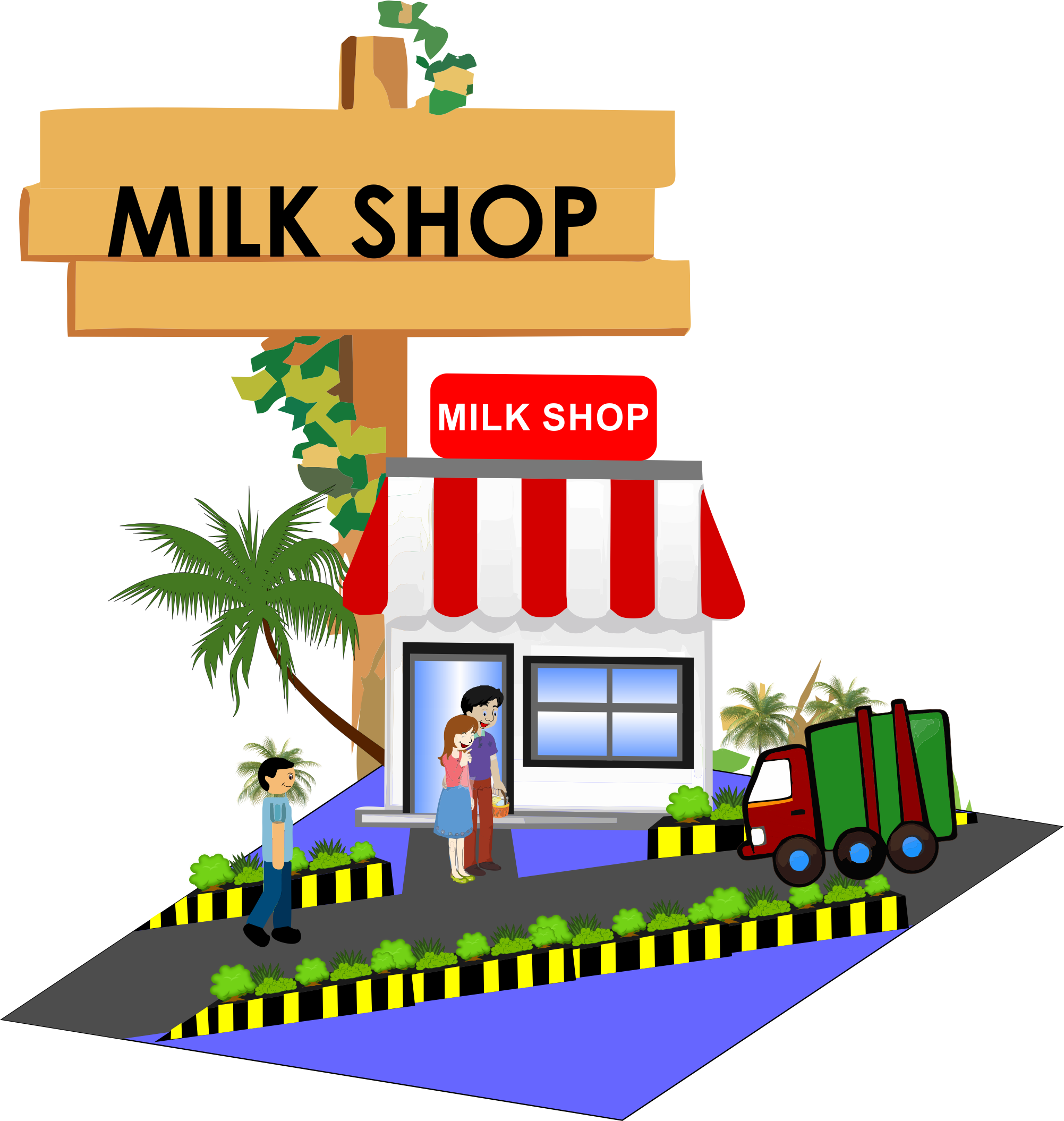 Dairy clipart dairy store. Ubale cyra usra our