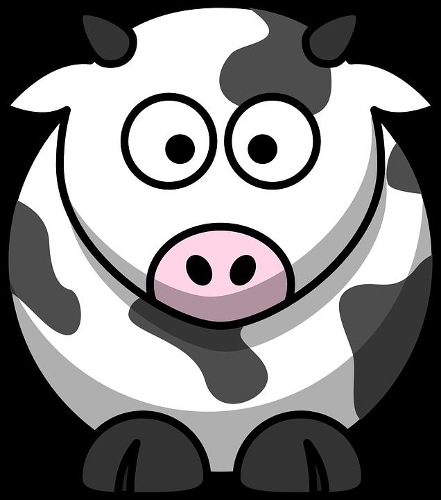 Hurricane clipart flash flood. Cow face cartoon shop