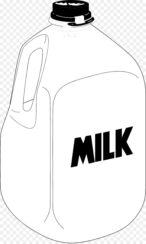 Chocolate white clothing transparent. Clipart milk gallon milk