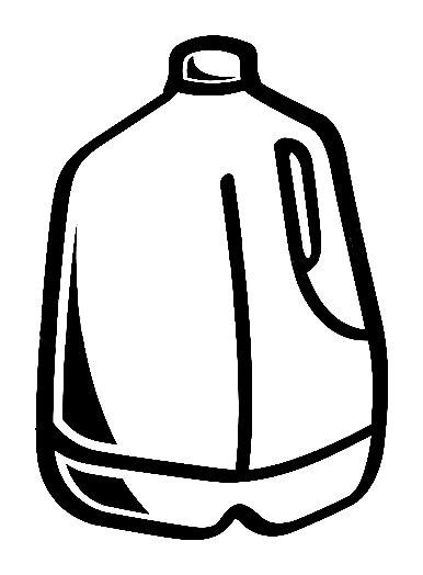 Clipart milk gallon milk. Clip art kid cliparting