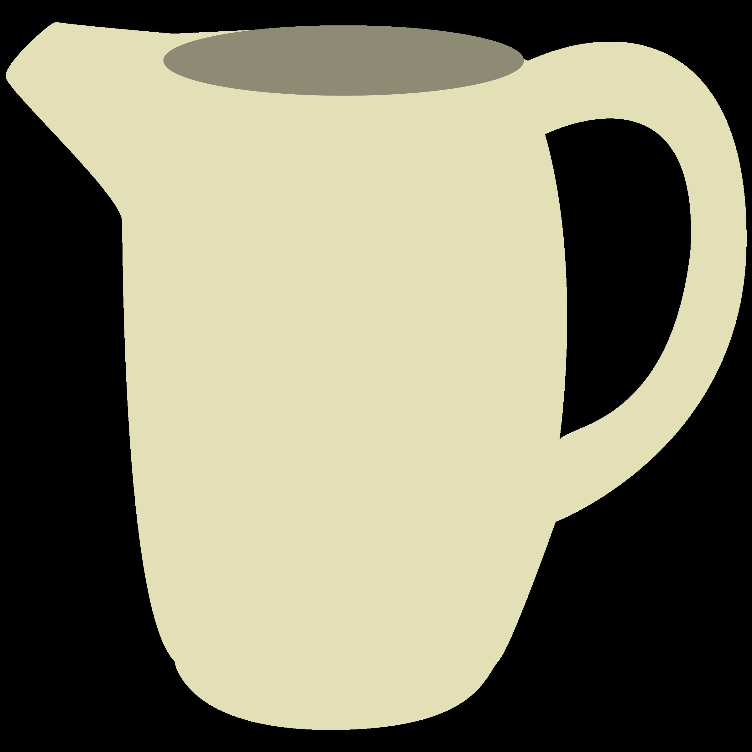 Milk clipart pitcher. Creamer dispenser for tea
