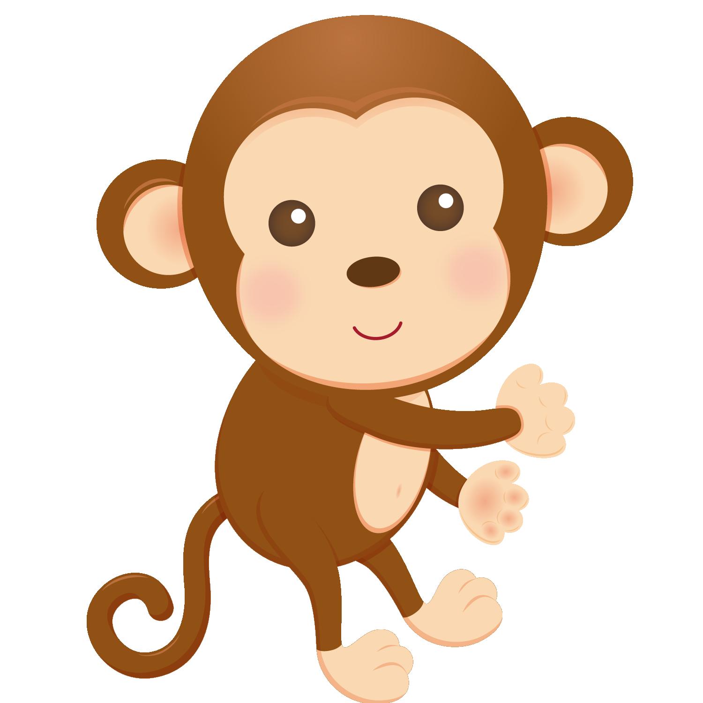 Хорошего, обезьяны рисунок