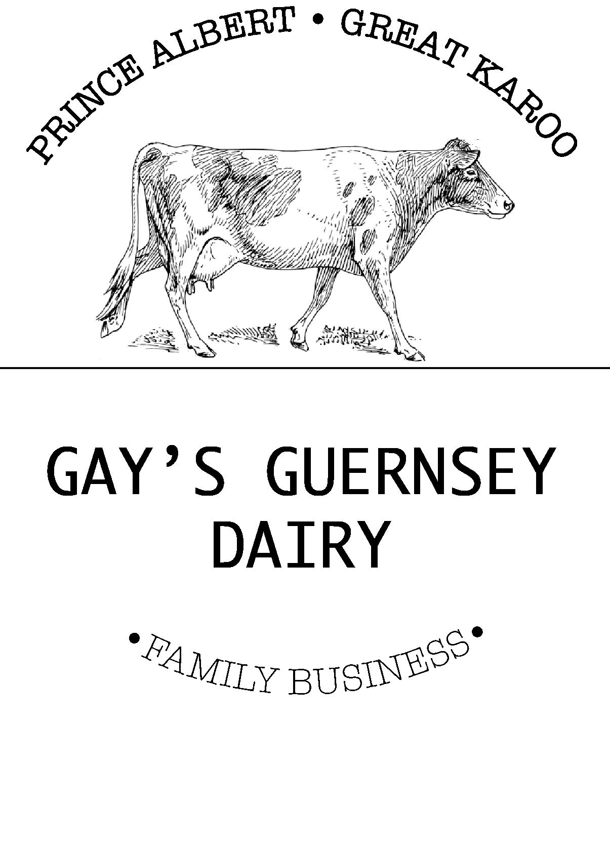 Gay s guernsey dairy. Clipart milk melk