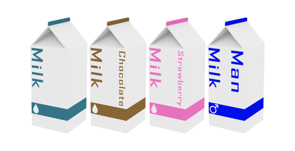 Cartons by v r. Strawberries clipart milk carton