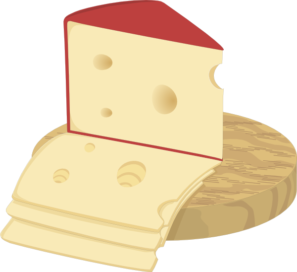 Dairy clipart cheese french. Swiss clip art at