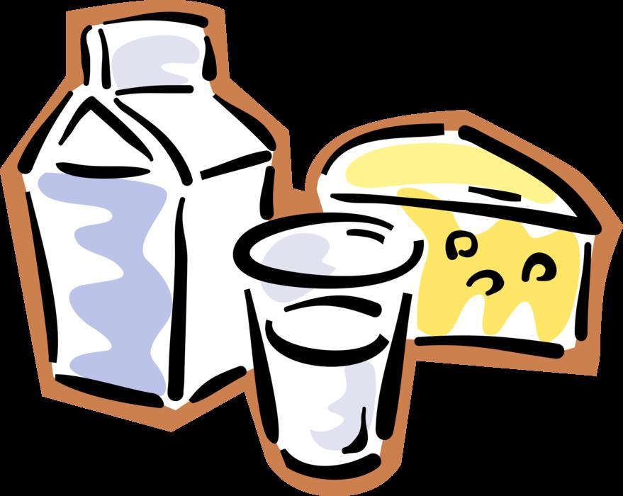 Milk milk cheese