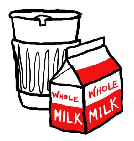 Whole panda free images. Clipart milk milk cream