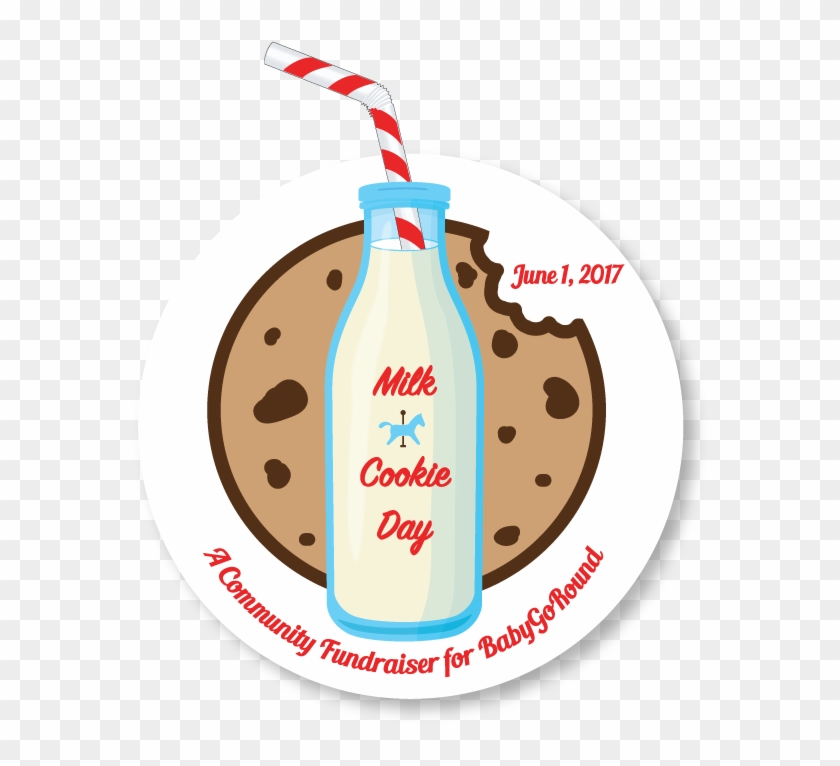 Cookies and png cookie. Clipart milk milk day