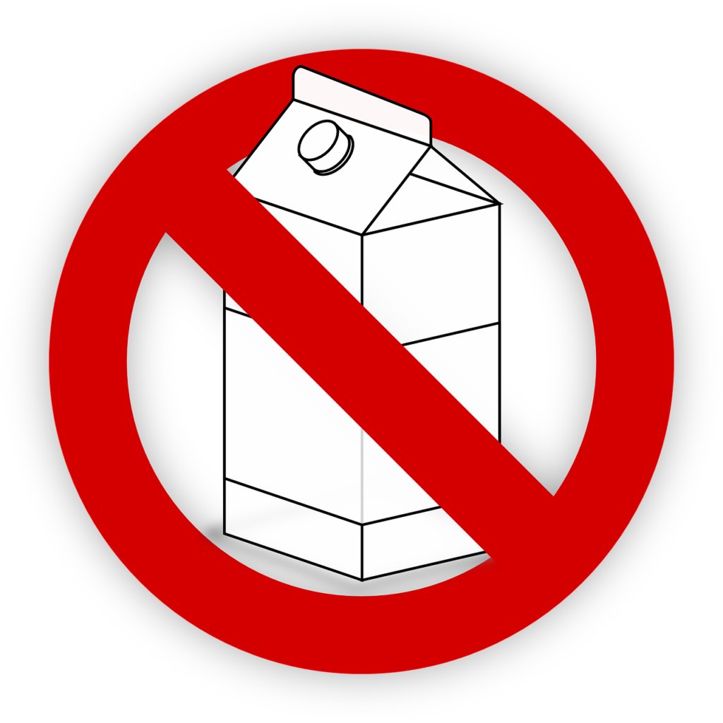 Keeping my guard up. Milk clipart milk food