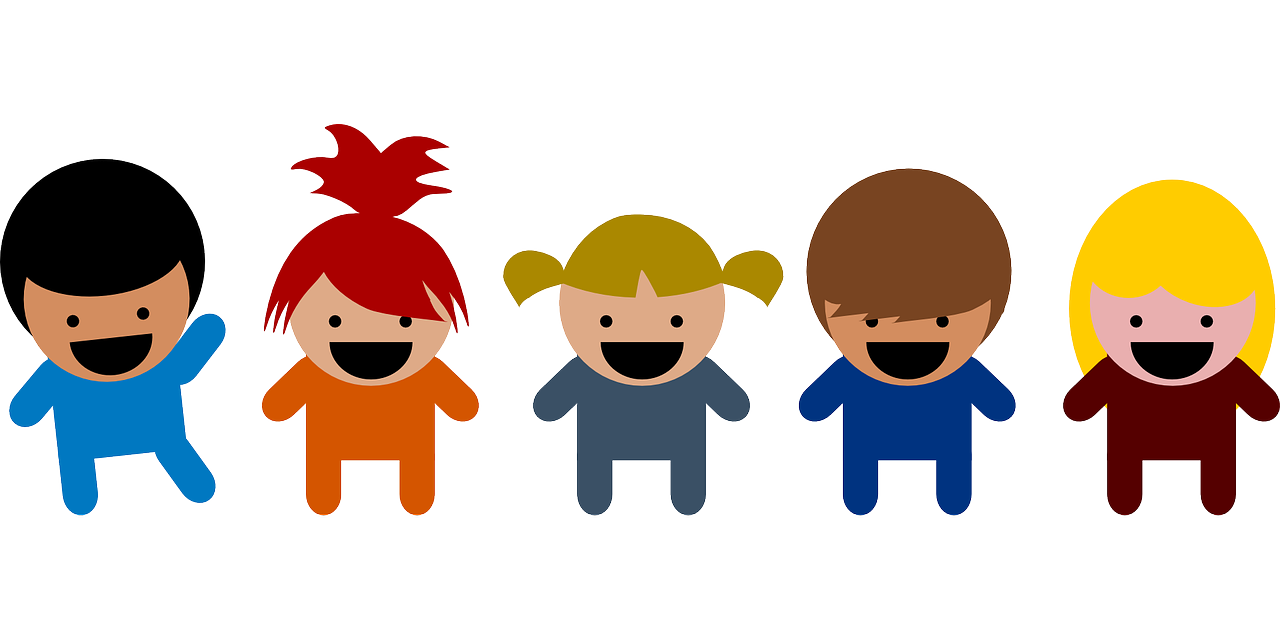 Humans clipart demographics. Phun week blog learn