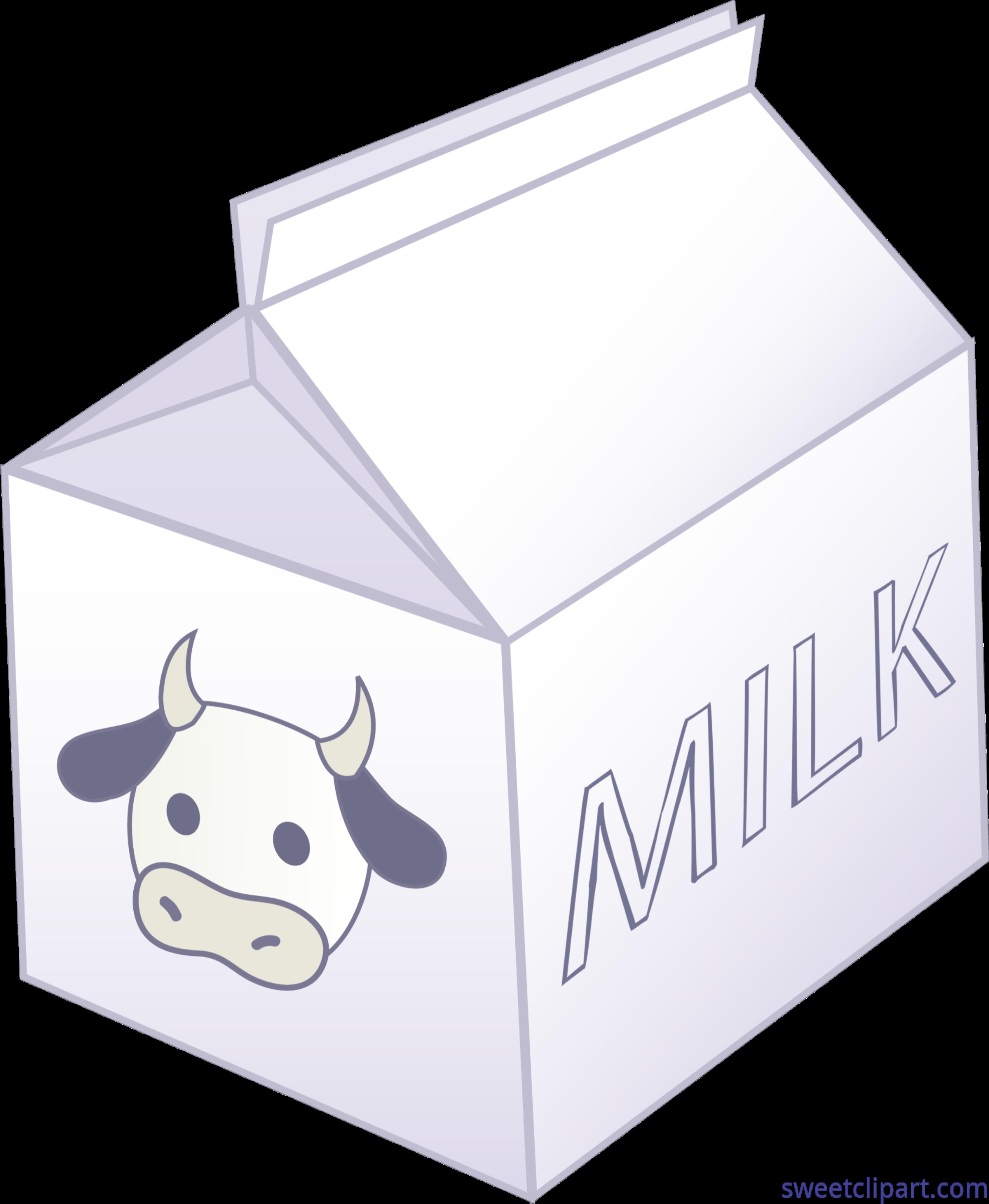 Half pint of clip. Clipart milk milk packaging