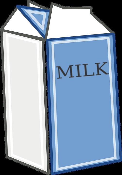 Clipart milk milk packaging. Carton of food companies