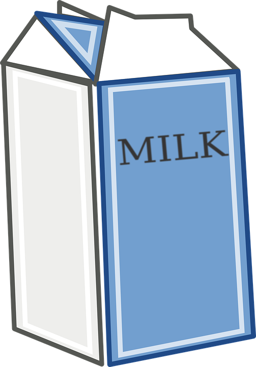 collection of transparent. Milk clipart milk packet
