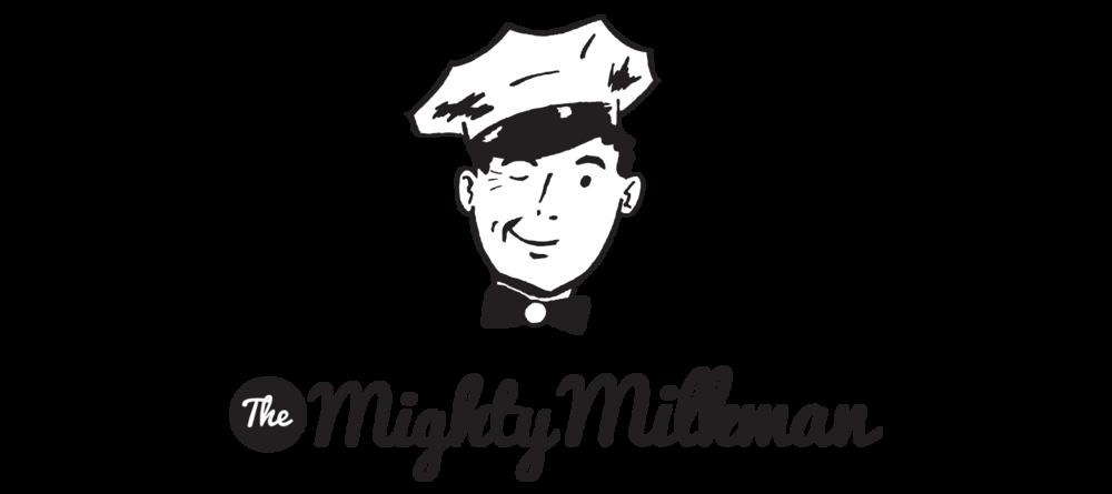 Milk clipart milkman. The mighty zach narva