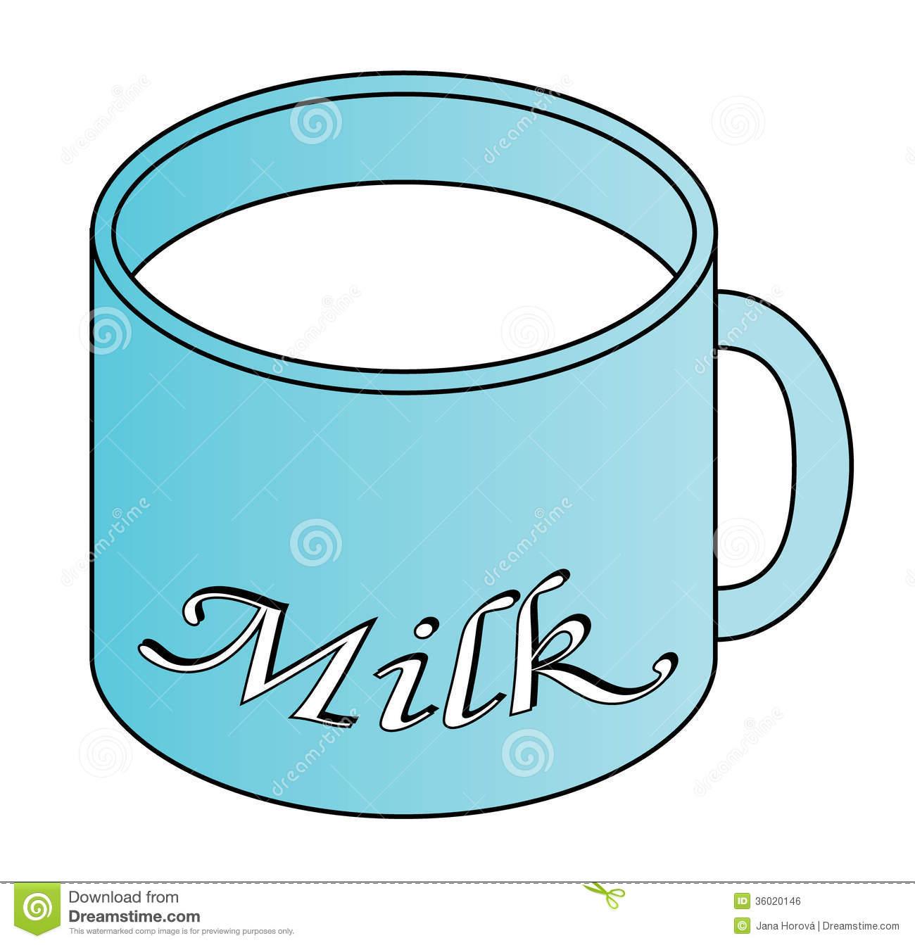 Clipart milk mug. Portal