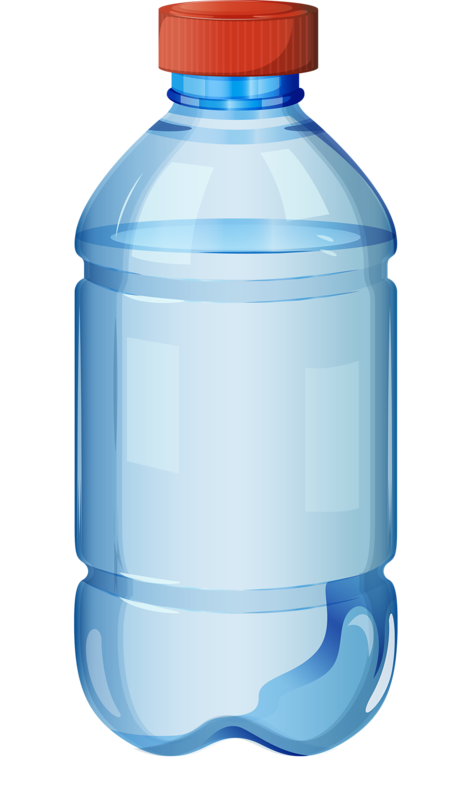 Water bottle bottled clip. Milk clipart plastic thing