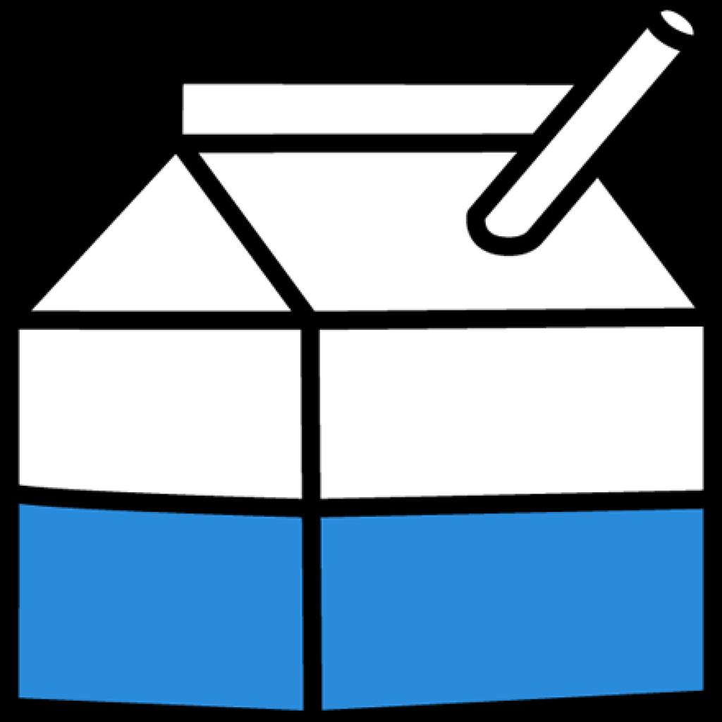 milk clipart school