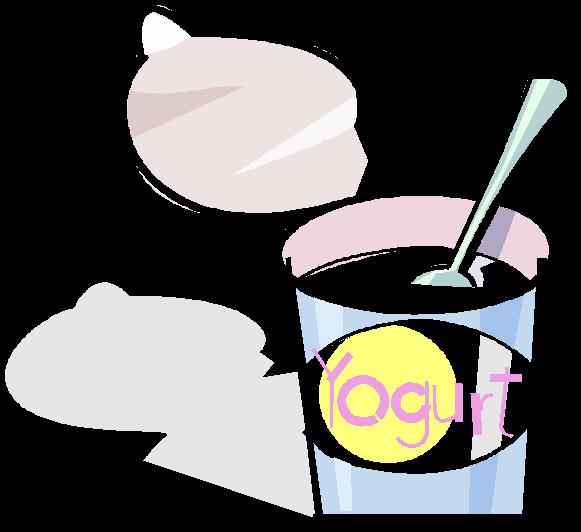 History s probiotics a. Clipart milk spoiled