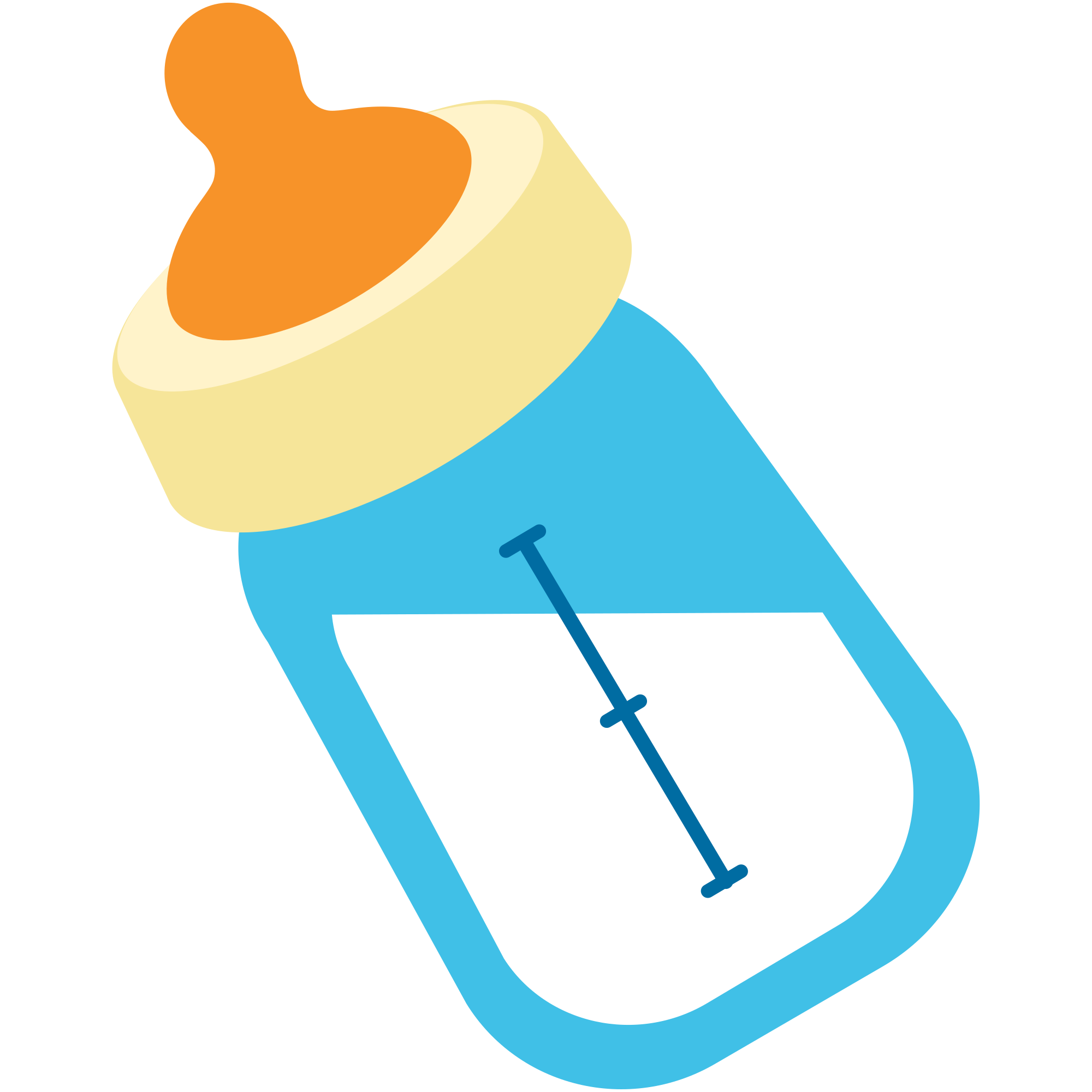 File emoji u f. Clipart milk svg