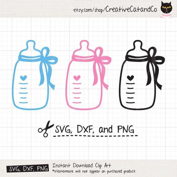 Clipart milk svg. Bottle files for cricut