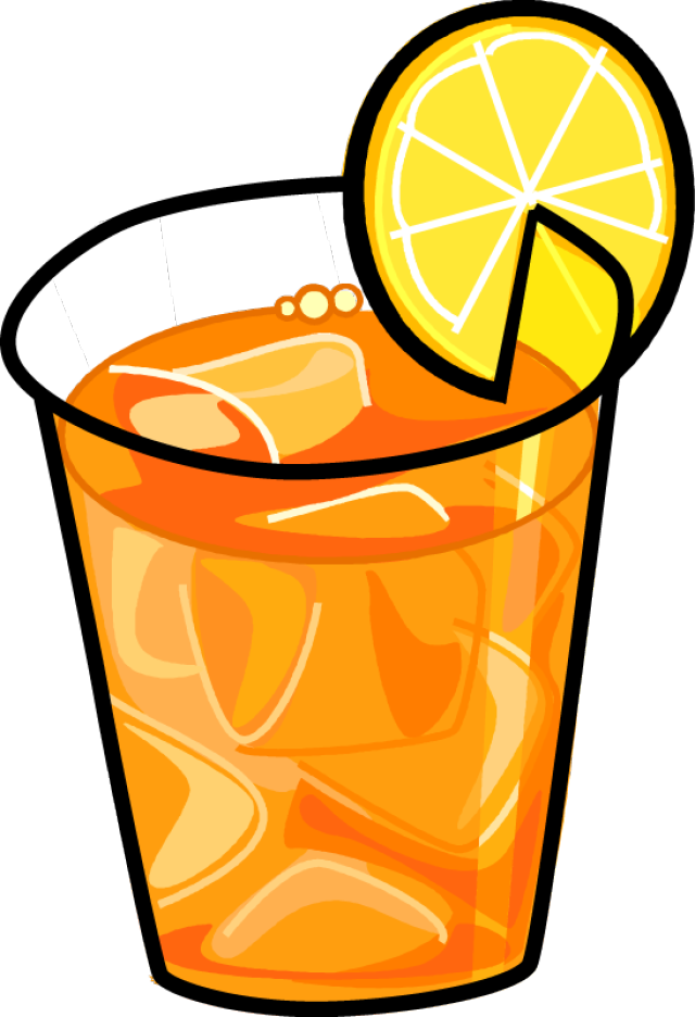 drinks clipart iced drink
