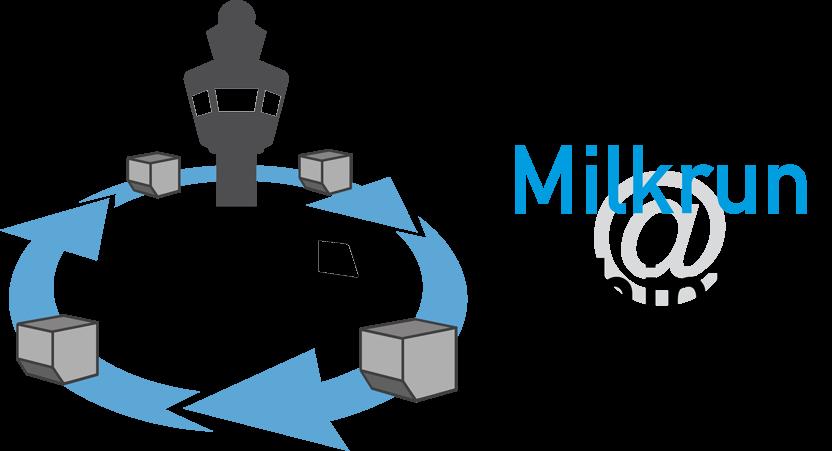 Milk clipart logo. Milkrun acn air cargo