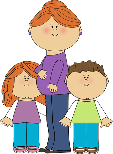 Clipart mom.