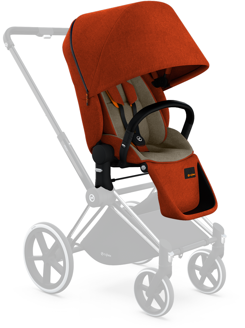 Top strollers and prams. Clipart mom baby stroller