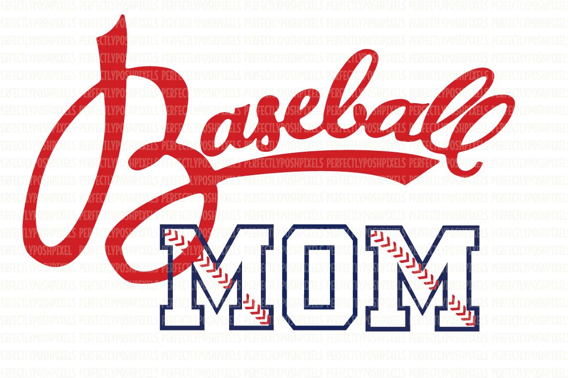 Clipart mom font. Baseball svg files printable