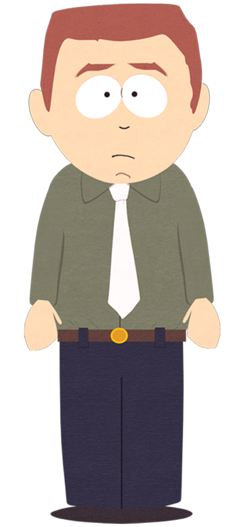 Yelling clipart manner. Stephen stotch south park
