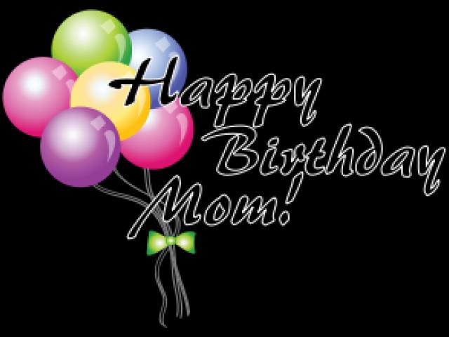 mom clipart happy birthday