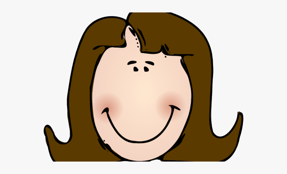 Clipart mom head. Mommy mother lady clip