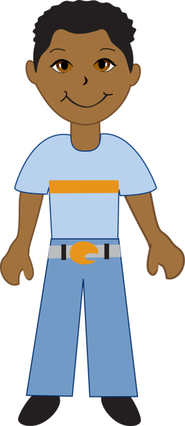 Color clipart boy. Best of hispanic reading