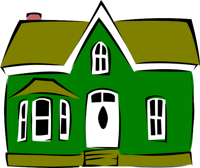 Clipart mom house. Autism good education pinterest