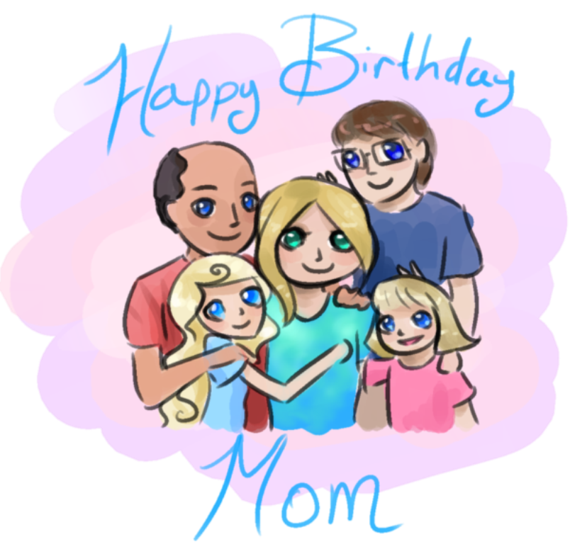 Clipart mom miss you. Happy birthday pic desicomments