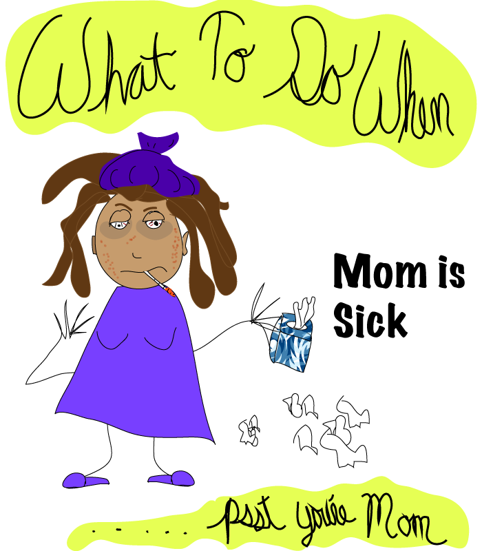 What to do when. Clipart mom momma