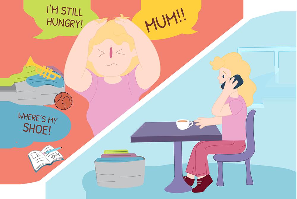 Parent helpline how parentline. Young clipart grandparent child