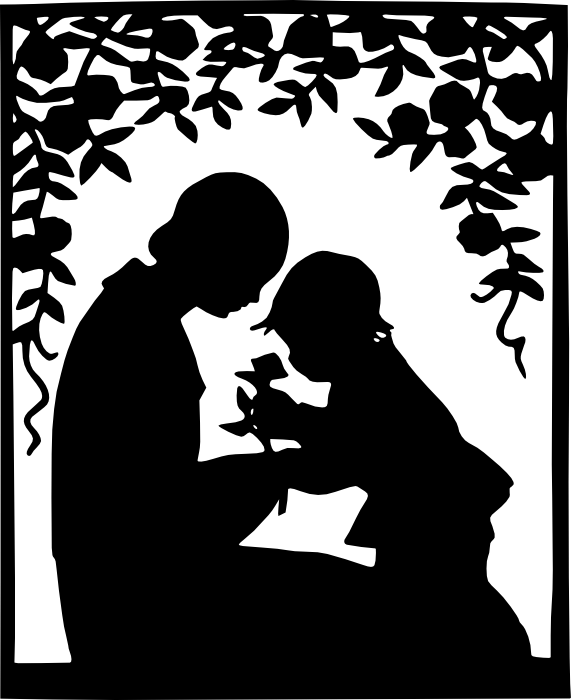 Craft clipart mothers day.  collection of shadow