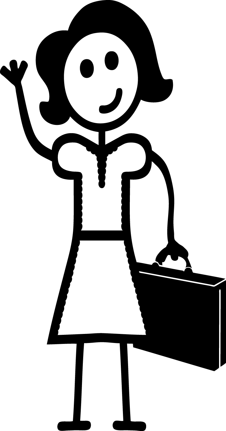 Clipart mom stick figure. Mother women mommy adult