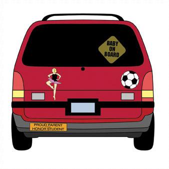 Clipart mom van. Free mini cliparts download