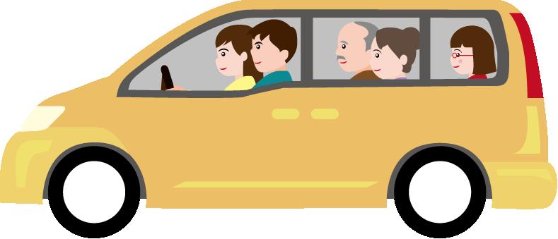 Minivan clipart car ride. Free mini van cliparts