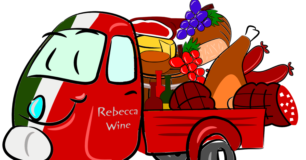 Rebecca wine touring country. Clipart mom van