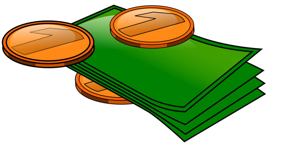 Money clipart simple.  easy ways to