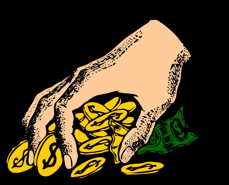 dollars clipart million