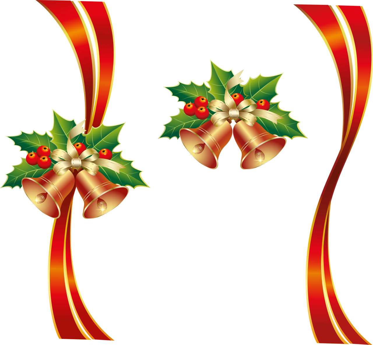 Clipart monkey christmas. Bell six isolated stock